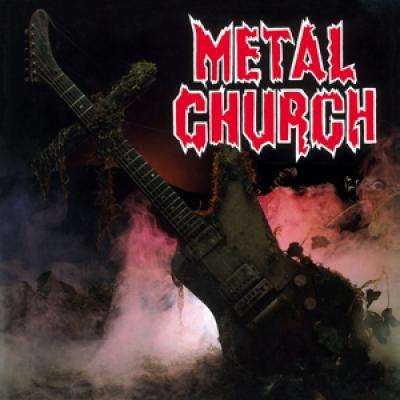 Metal Church - Metal Church LP