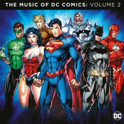 V/A - Music Of Dc Comics (Vol. 2) (2LP)