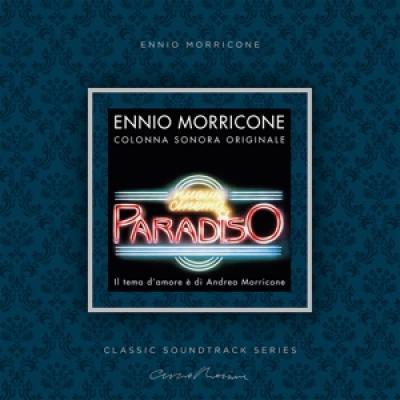 Morricone, Ennio - Nuovo Cinema Paradiso (LP)