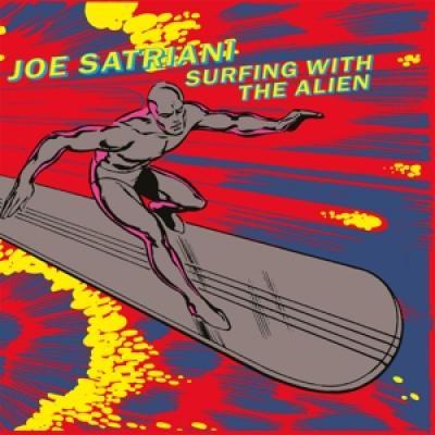 Satriani, Joe - Surfing With The Alien (LP)