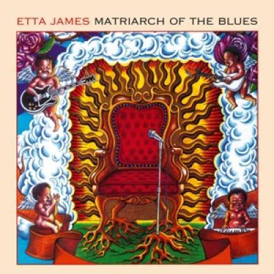 James, Etta - Matriarch Of The Blues (LP)