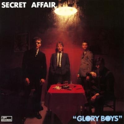 Secret Affair - Glory Boys (LP)