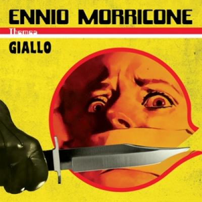 Morricone, Ennio - Giallo (Yellow & Black Marbled) (2LP)