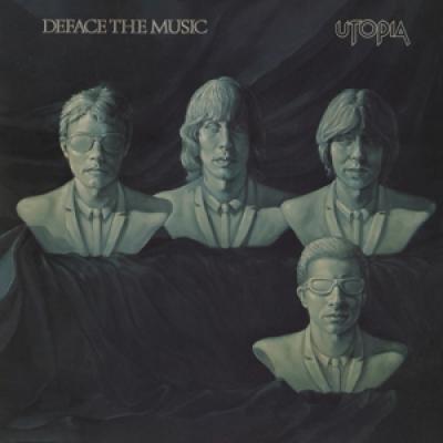 Utopia - Deface The Music (LP)