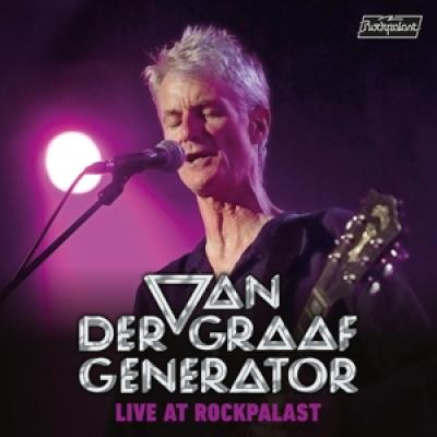 Van Der Graaf Generator - Live At Rockpalast (3LP)