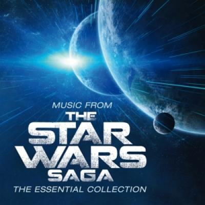 Ost - Music From The Star Wars Saga-The Essential Collection (2LP)