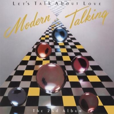 Modern Talking - Let'S Talk About Love (Cherry Clrd Vinyl) (LP)