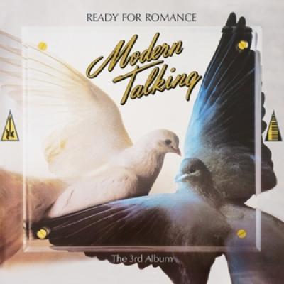 Modern Talking - Ready For Romance (Transparent Red Vinyl) (LP)