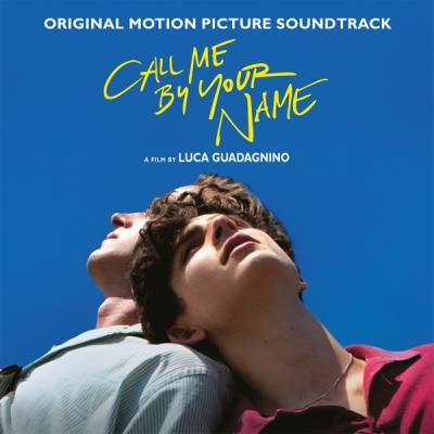 Call Me By Your Name (OST) (Transparent Red Vinyl) (2LP)