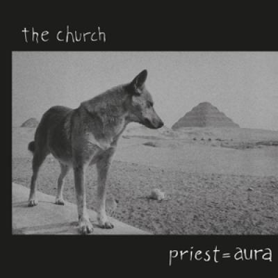 Church - Priest=Aura (White & Black Swirled Vinyl) (2LP)