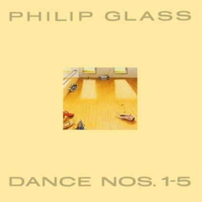 Glass, Philip - Dance Nos. 1-5 (3LP)