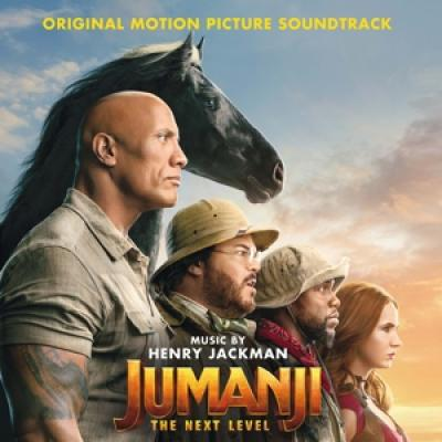 Ost - Jumanji: The Next Level (2LP)