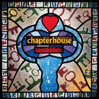 Chapterhouse - Blood Music (Transparent Red Vinyl) (2LP)