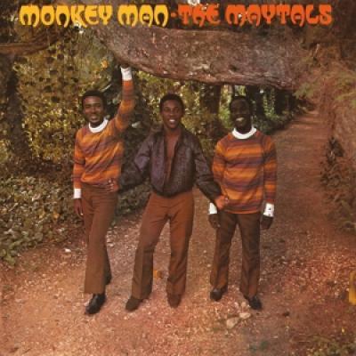 Maytals - Monkey Man (Orange Vinyl) (LP)