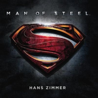 Ost - Man Of Steel (Translucent Red) (2LP)
