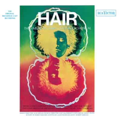 Ost - Hair (Original Broadway Cast) ( Coloured) (2LP)