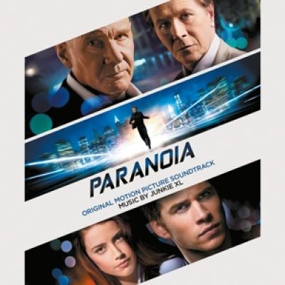 Ost - Paranoia (Translucent Blue Vinyl) (LP)
