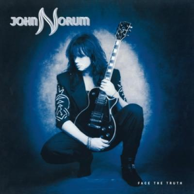 Norum, John - Face The Truth (Blue Marbled) (LP)