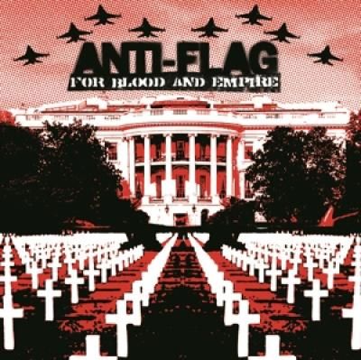 Anti-Flag - For Blood & Empire (White Marbled) (LP)