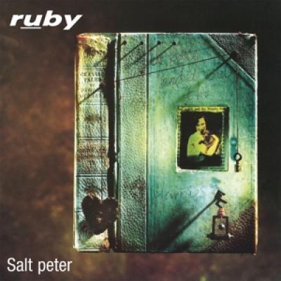 Ruby - Salt Peter (White Vinyl) (LP)