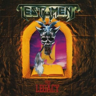 Testament - Legacy (Silver Vinyl) (LP)