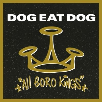 Dog Eat Dog - All Boro Kings (Gold Vinyl) (LP)