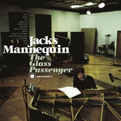 Jack'S Mannequin - Glass Passenger (Silver Vinyl) (2LP)
