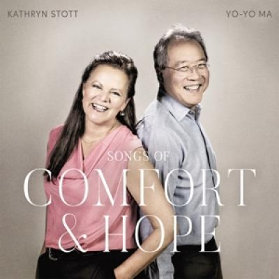 Ma, Yo-Yo & Kathryn Stott - Songs Of Comfort & Hope (2LP)