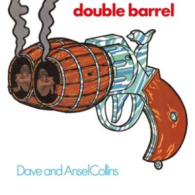 Collins, Dave & Ansel - Double Barrel (Orange Vinyl) (LP)