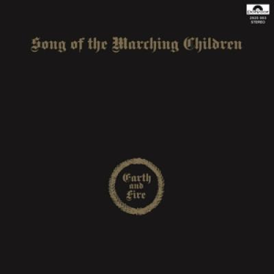 Earth & Fire - Song Of The Marching Children (Gold Vinyl) (LP)