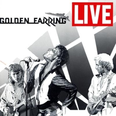 Golden Earring - Live (White Vinyl) (2LP)