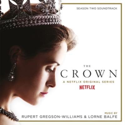 Ost - Crown Season 2 (Transparent Red Vinyl) (2LP)