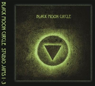 Black Moon Circle - Studio Jams Vol. 1-3 (Box) (5CD)