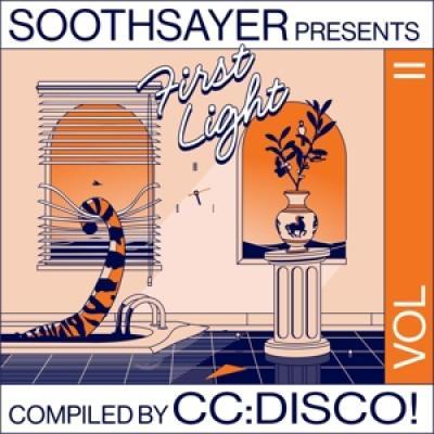 V/A - Cc:Disco! - First Light Volume Ii (Transparant Orange Vinyl) (2LP)