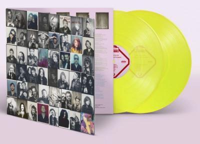 KILLS - Little Bastards (LP) (Neon Yellow vinyl)