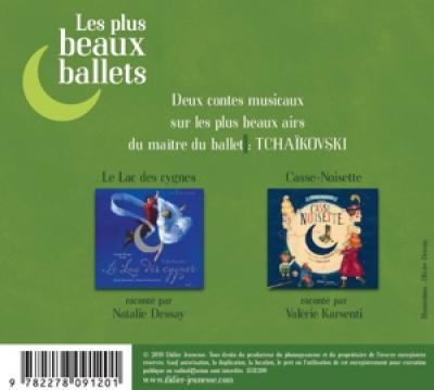 Natalie Dessay Valerie Karsenti - Les Plus Beaux Ballets (2CD)