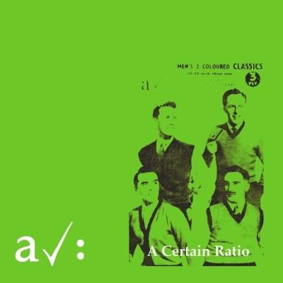 A Certain Ratio - Graveyard & Ballroom (Limited) (LP+Download)