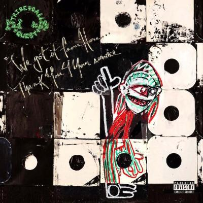 A Tribe Called Quest - We Got It From Here, Thank You For Your Service (2LP)