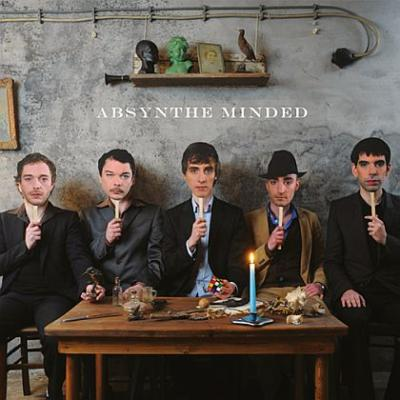 Absynthe Minded - Absynthe Minded (cover)