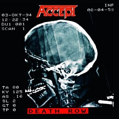 Accept - Death Row (2LP)