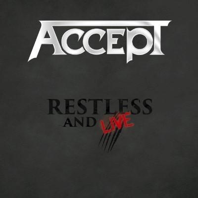 Accept - Restless & Live (BluRay+2CD)