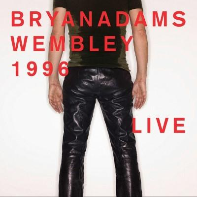 Adams, Bryan - Wembley 1996 Live (2CD)