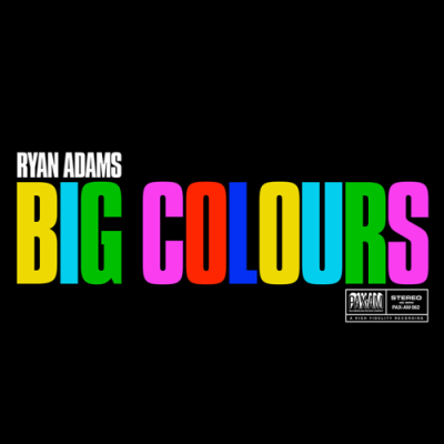 Adams, Ryan - Big Colors (Blue Vinyl) (LP)