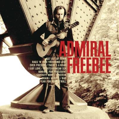 Admiral Freebee - Admiral Freebee (LP)
