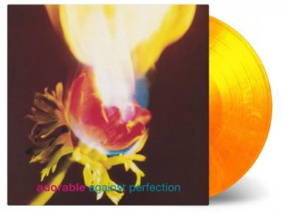 Adorable - Against Perfection (Flaming Coloured Vinyl) (LP)