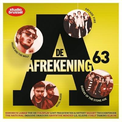 Afrekening 63 (2CD)