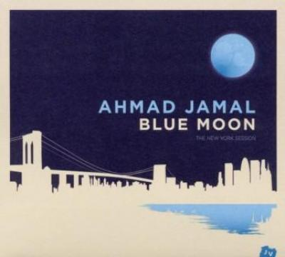 Jamal, Ahmad - Blue Moon (cover)