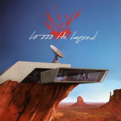 Air - 10.000 Hz. Legend (cover)