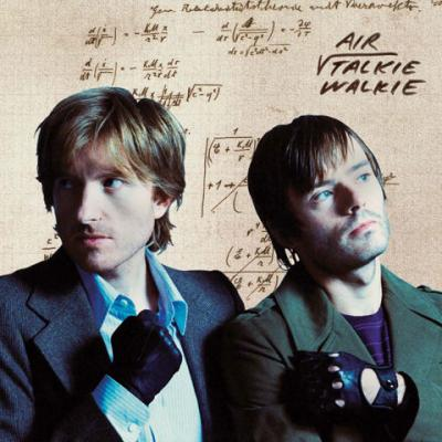 Air - Talkie Walkie (cover)