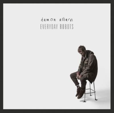 Albarn, Damon - Everyday Robots (CD+DVD)